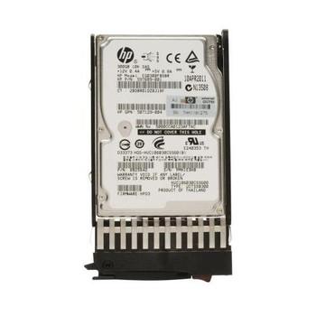 597609-001 HP 300GB 10000RPM SAS 6.0 Gbps 2.5 16MB Cache Hot Swap Hard Drive