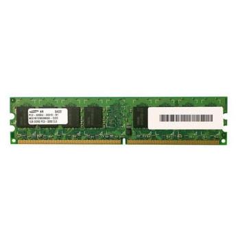 M378T2953BG0-CCC Samsung 1GB DDR2 Non ECC PC2-3200 400Mhz Memory