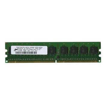 MT9HTF6472AY-667D4 Micron 512MB DDR2 ECC PC2-5300 667Mhz Memory