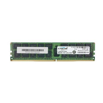 CT16G4RFD4213 Crucial 16GB DDR4 Registered ECC PC4-17000 2133Mhz 2Rx4 Memory