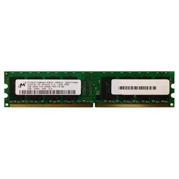 MT16HTF12864AY-53EA1 Micron 1GB DDR2 Non ECC PC2-4200 533Mhz Memory