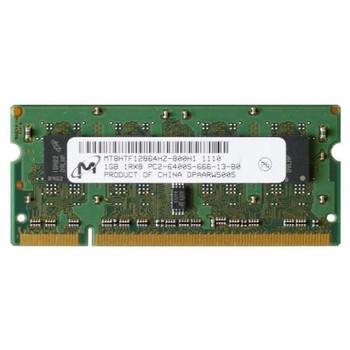 MT8HTF12864HZ-800 Micron 1GB DDR2 SoDimm Non ECC PC2-6400 800Mhz Memory