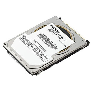 MK8050GACY Toshiba 80GB 4200RPM ATA 100 2.5 8MB Cache Automotive Hard Drive