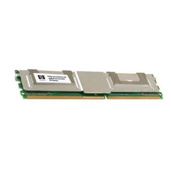 039741-121 HP 2GB DDR2 Fully Buffered FB ECC PC2-5300 667Mhz 2Rx4 Memory