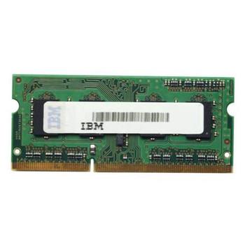 51J0493 IBM 4GB DDR3 SoDimm Non ECC PC3-8500 1066Mhz 2Rx8 Memory
