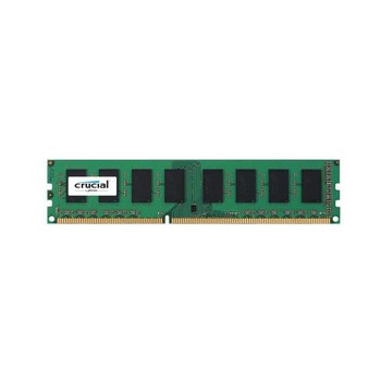 CT12864BA1339.8SFB1 Crucial 1GB DDR3 Non ECC PC3-10600 1333Mhz 1Rx8 Memory