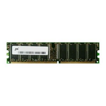 MT16VDDT3264AG-256B1 Micron 256MB DDR Non ECC PC-2100 266Mhz Memory