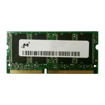 MT16LSDF3264HG-10 Micron 256MB DDR SoDimm Non Parity PC-100 100Mhz Memory