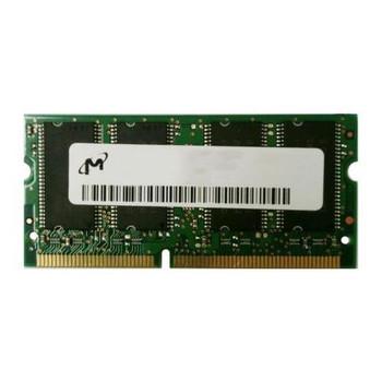 MT16LSDF3264HY-PC100 Micron 256MB DDR SoDimm Non Parity PC-100 100Mhz Memory