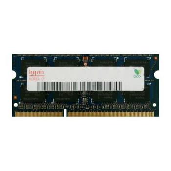 HMT112S6DFR8C-H9 Hynix 1GB DDR3 SoDimm Non ECC PC3-10600 1333Mhz 1Rx8 Memory