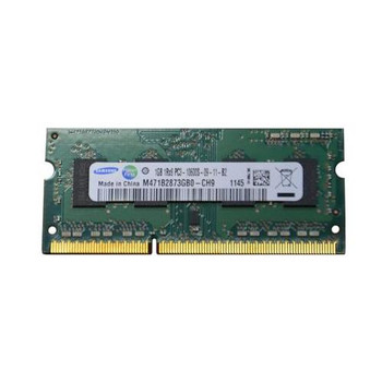 M471B2873GB0-CH9 Samsung 1GB DDR3 SoDimm Non ECC PC3-10600 1333Mhz 1Rx8 Memory