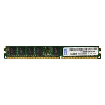 43X5050 IBM 2GB DDR3 Registered ECC PC3-10600 1333Mhz 2Rx8 Memory