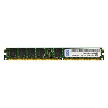 43X5050 IBM 2GB DDR3 Registered ECC PC3-10600 1333Mhz 2Rx8 Memory