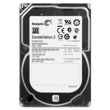 ST9250610NS Seagate 250GB 7200RPM SATA 6.0 Gbps 2.5 64MB Cache Constellation.2 Hard Drive