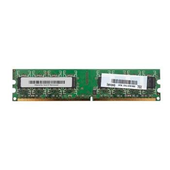 41X1080 IBM 1GB DDR2 Non ECC PC2-6400 800Mhz Memory