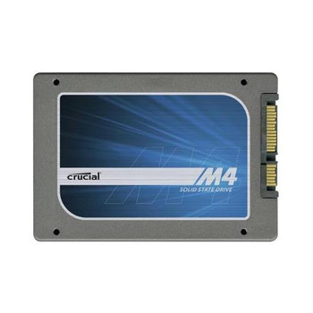 CT256M4SSD2 Crucial M4 Series 256GB MLC SATA 6Gbps 2.5-inch Internal Solid State Drive (SSD)