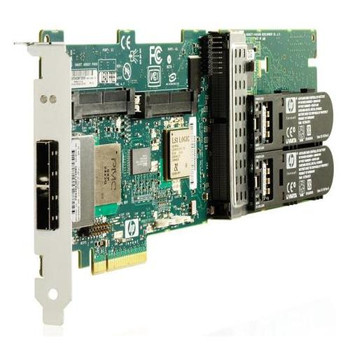 381572-001 HP Smart Array P800 16-Ports PCI-Express SAS RAID Controller with 512MB Cache Memory