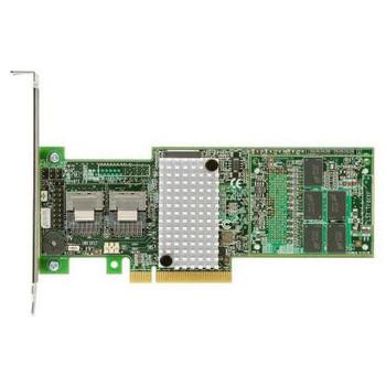 RMT3PB080 Intel 512MB Cache 8-Port SAS 6Gbps / SATA 6Gbps PCI Express 2.0 x8 Low Profile MD2 RAID 0/1/5/6/10/50/60 Controller Card