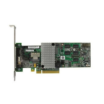 RS2BL040 Intel 512MB Cache 4-Port SAS 6Gbps / SATA 6Gbps PCI Express 2.0 x8 Low Profile MD2 RAID 0/1/5/6/10/50/60 Controller Card