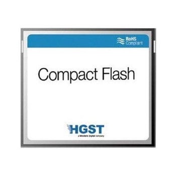 0T00412 HGST Hitachi 256MB SLC ATA/IDE (PATA) CompactFlash (CF) Type I Internal Solid State Drive (SSD)