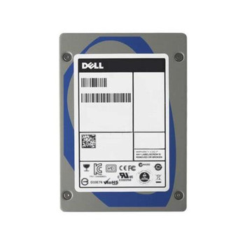 014PN0 Dell 1.6TB MLC SAS 12Gbps 2.5-inch Internal Solid State Drive (SSD) with Tray