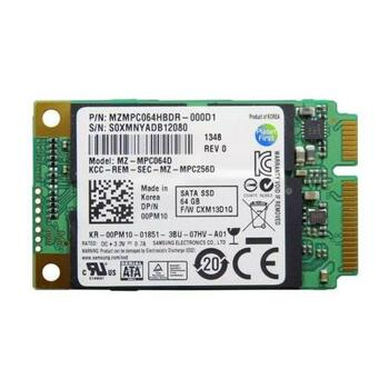 00PM10 Dell 64GB MLC SATA 6Gbps mSATA Internal Solid State Drive (SSD)