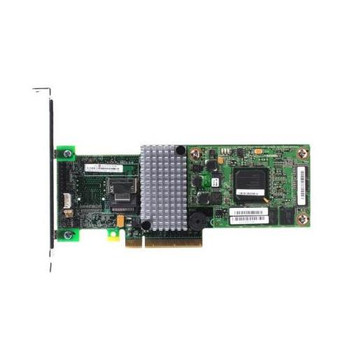 RS2VB040 Intel 512MB Cache 4-Port SAS 6Gbps / SATA 6Gbps PCI Express 2.0 x8 Low Profile MD2 RAID 0/1/5/6/10/50/60 Controller Card