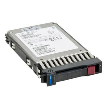 691852-B21 HPE 100GB MLC SATA 6Gbps Hot Swap Mainstream Endurance 3.5-inch Internal Solid State Drive (SSD) with Smart Carrier for ProLiant Gen8 Serve