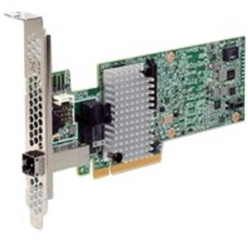 05-25190-02 LSI MegaRAID SAS 9380-4i4e 1GB Cache 4-Port (Internal) 4-Port (External) SAS 12Gbps / SATA 6Gbps PCI Express 3.0 x8 MD2 Low Profile RAID 0