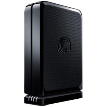 STBC3000101 Seagate FreeAgent GoFlex Desk 3TB USB 2.0 FireWire 800 3.5-inch External Hard Drive (Refurbished)