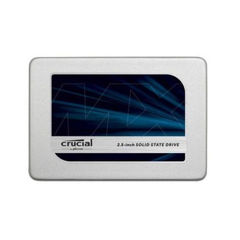CT525MX300SSD1 Crucial MX300 Series 525GB TLC SATA 6Gbps (AES-256) 2.5-inch Internal Solid State Drive (SSD)