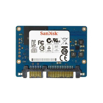 SDSA4AH-008G SanDisk pSSD 8GB MLC SATA 3Gbps Half-Slim SATA Internal Solid State Drive (SSD)