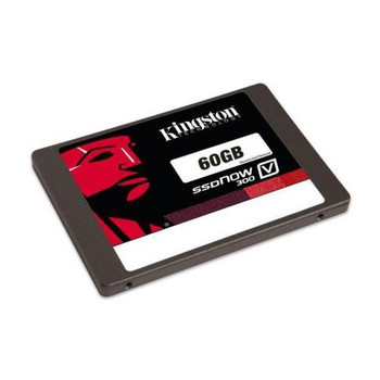 SV300S3B7A/60G Kingston SSDNow V300 Series 60GB MLC SATA 6Gbps 2.5-inch Internal Solid State Drive (SSD)