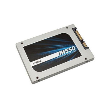 CT256M550SSD1 Crucial M550 Series 256GB MLC SATA 6Gbps 2.5-inch Internal Solid State Drive (SSD)