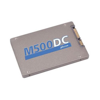 MTFDDAK800MBB-1AE1 Micron M500DC 800GB MLC SATA 6Gbps 2.5-inch Internal Solid State Drive (SSD)