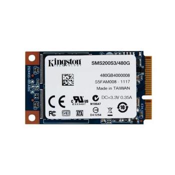 SMS200S3/480G Kingston SSDNow mS200 Series 480GB MLC SATA 6Gbps mSATA Internal Solid State Drive (SSD)