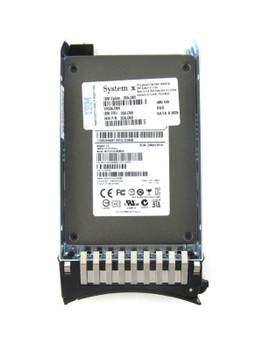 00AJ365 IBM 480GB MLC SATA 6Gbps Hot Swap Enterprise Value 2.5-inch Internal Solid State Drive