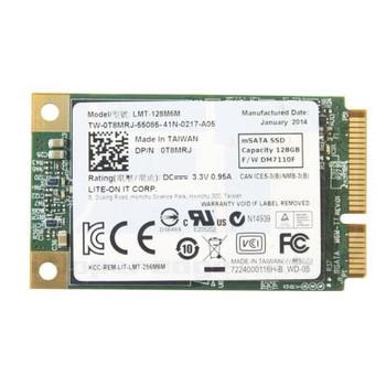 T8MRJ Dell 128GB MLC SATA 6Gbps mSATA Internal Solid State Drive (SSD)