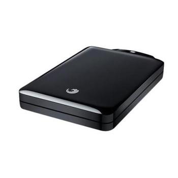 9ZFAD5-500 Seagate FreeAgent GoFlex 1TB USB 3.0 2.5-inch External Hard Drive (Black) (Refurbished)