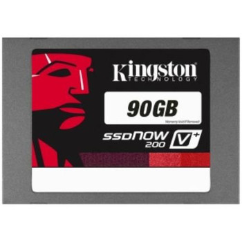 SVP200S3/90G Kingston SSDNow V+200 Series 90GB MLC SATA 6Gbps 2.5-inch Internal Solid State Drive (SSD)