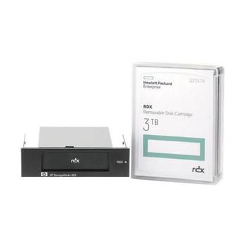 P9L71A HP RDX 3TB USB 3.0 Internal Disk Backup System