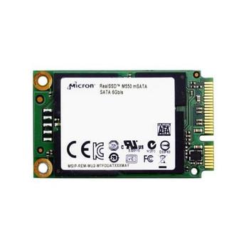 MTFDDAT064MAY-1AH12A Micron M550 64GB MLC SATA 6Gbps (SED) mSATA Internal Solid State Drive (SSD)