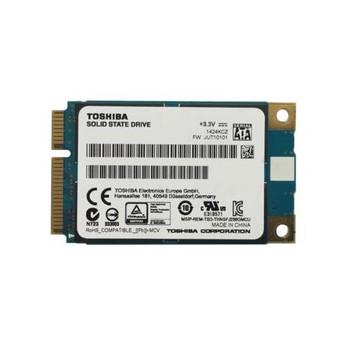 THNSNH128GMCT Toshiba HG5d Series 128GB MLC SATA 6Gbps mSATA Internal Solid State Drive (SSD)