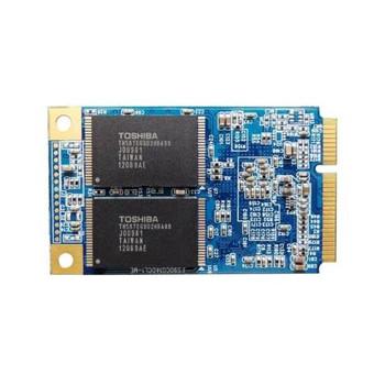 P000641220 Toshiba 128GB MLC SATA 6Gbps mSATA Internal Solid State Drive (SSD)