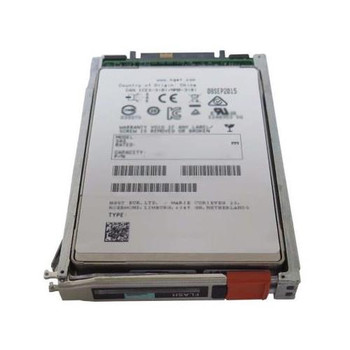 005050248 EMC 400GB MLC Fibre Channel 4Gbps 2.5-inch Internal Solid State Drive (SSD)