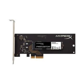 SHPM2280P2H/240G Kingston HyperX Predator Series 240GB MLC PCI Express 2.0 x4 M.2 2280 Internal Solid State Drive (SSD) with HH-HL Apdater