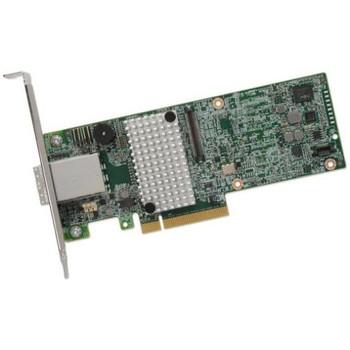 LSI00438 LSI MegaRAID SAS 9380-8e 1GB Cache 8-Port SAS 12Gbps / SATA 6Gbps PCI Express 3.0 x8 MD2 Low Profile RAID 0/1/5/6/10/50/60 Controller Card