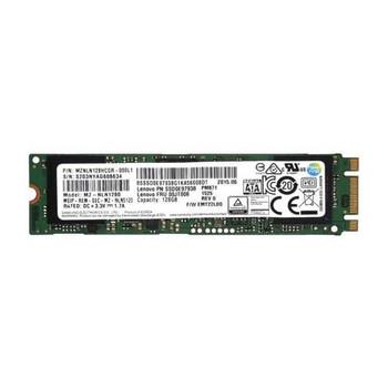 MZNLN128HCGR Samsung PM871 Series 128GB TLC SATA 6Gbps Mainstream Endurance (AES-256) M.2 2280 Internal Solid State Drive (SSD)
