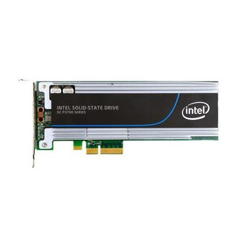 SSDPEDMD016T4 Intel DC P3700 Series 1.6TB MLC PCI Express 3.0 x4 NVMe (PLP) HH-HL Add-in Card Solid State Drive (SSD)