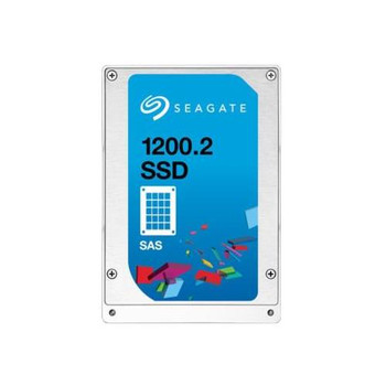 ST800FM0213 Seagate 1200.2 Series 800GB eMLC SAS 12Gbps Dual Port Mainstream Endurance (FIPS 140-2) 2.5-inch Internal Solid State Drive (SSD)
